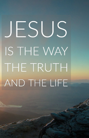 VALUE #1 Jesus is life. The rest is details.