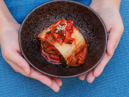 Cabbage and Bok Choy Kimchi