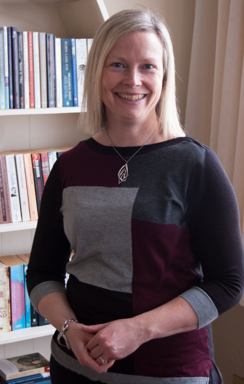Katherine Crook qualified counsellor inSeaford