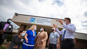 JPS Center for Behavioral Health Recovery Open House Gallery