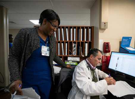 Using Tech to Make Care Convenient, Efficient