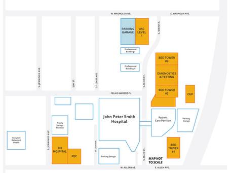 JPS Expansion Plans Put Parking in Place