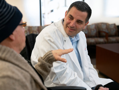 New Cancer Center Meets a Growing Need