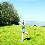 Tree Pose, Yoga Pose, Prayer, Balancing Pose, Yoga London, Yoga Teacher, Yoga Teacher London