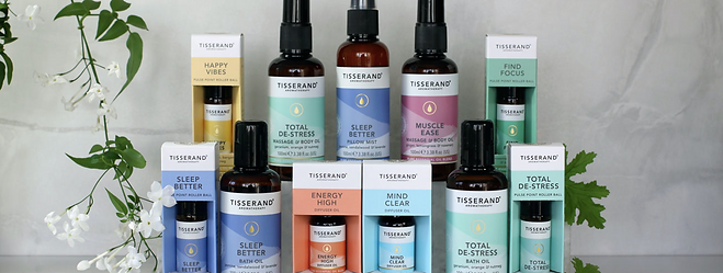Tissernd Aromatherapy. Experts in sourcing and blending 100% natural pure essential oils since 1974