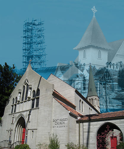 St. Mark's Episcopal Church through history