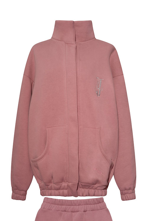 Tracksuit Dirty Pink