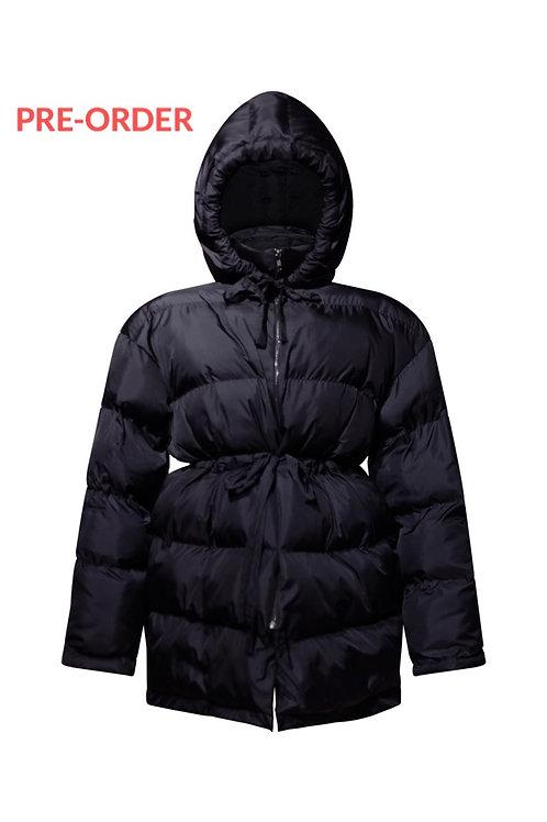Puffy Jacket Black