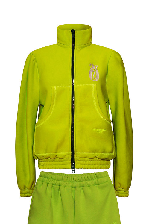 Tracksuit  Neon Green