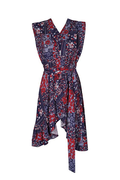 Dress Ethnic Flower