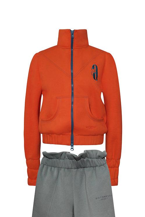 Tracksuit  Orange