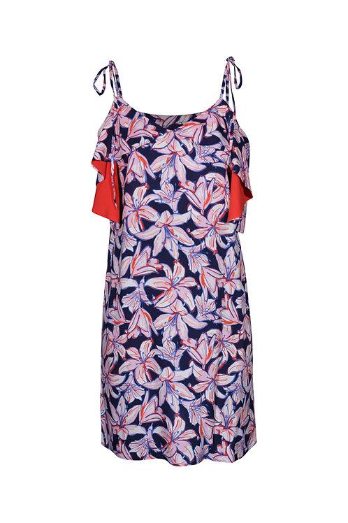 Dress Hawaiian Flowers