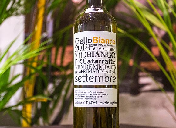 Catarratto, Ciello Bianco, Sicily, Italy