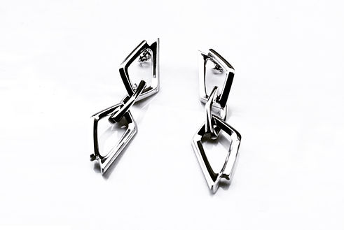 Pentagon triple earrings 925 01.jpg