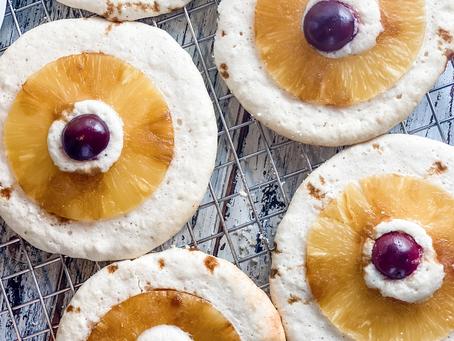 Trulean Pineapple Upside Down Cookies