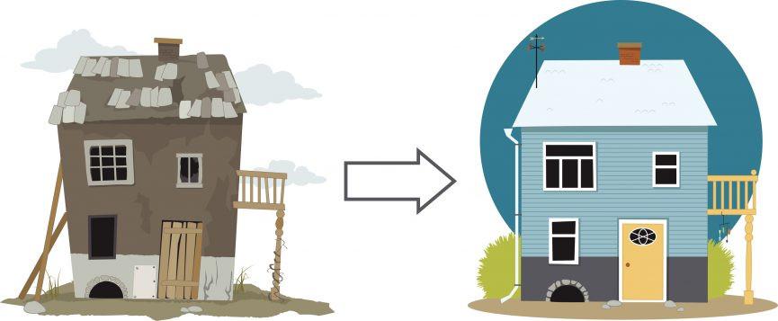 Fix n Flip Houses For Sale