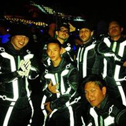 Tron Outfits