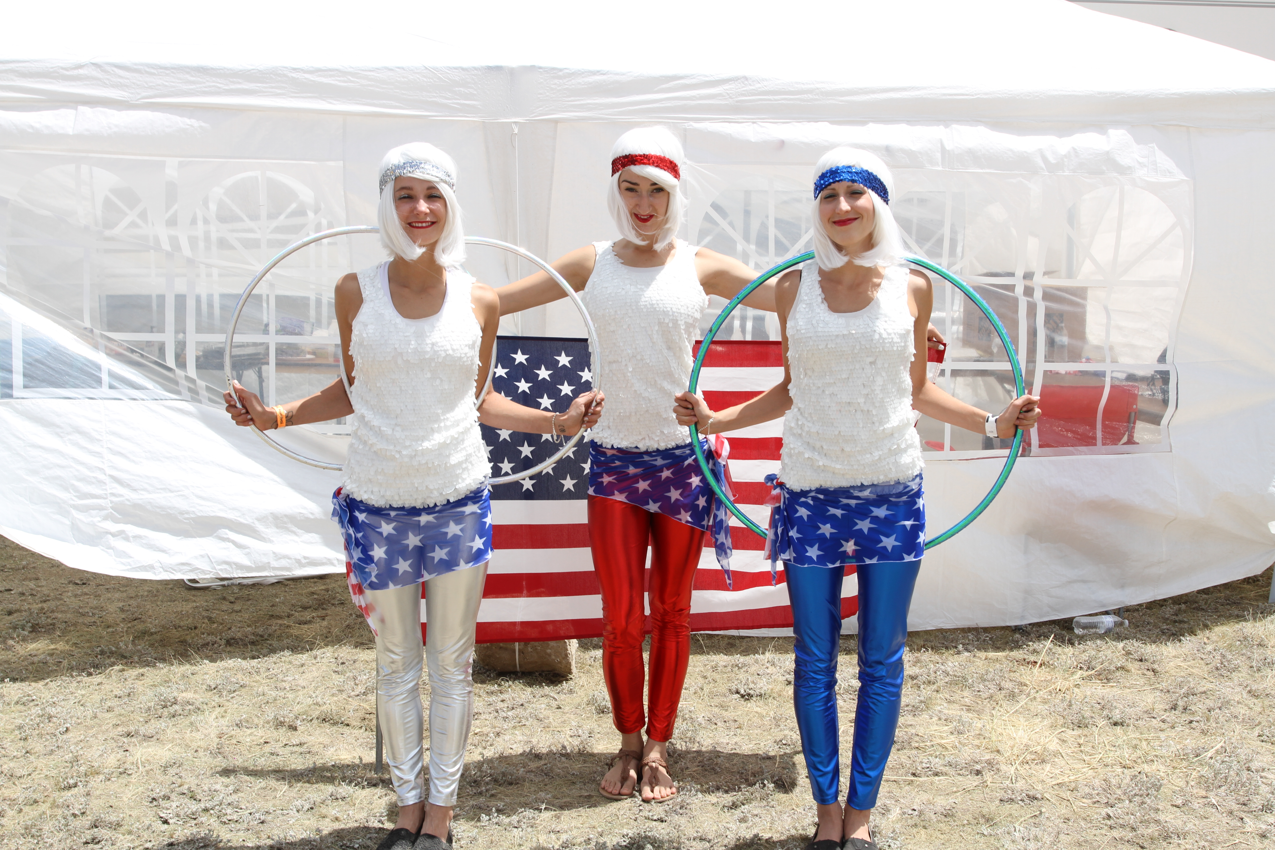 Patriotic Hoopers