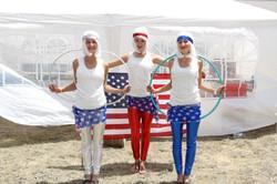 Patriotic Hoopers