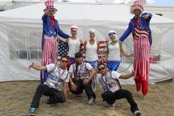 Patriotic Crew