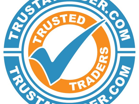 Over a 100 reviews on Trusted Trader!