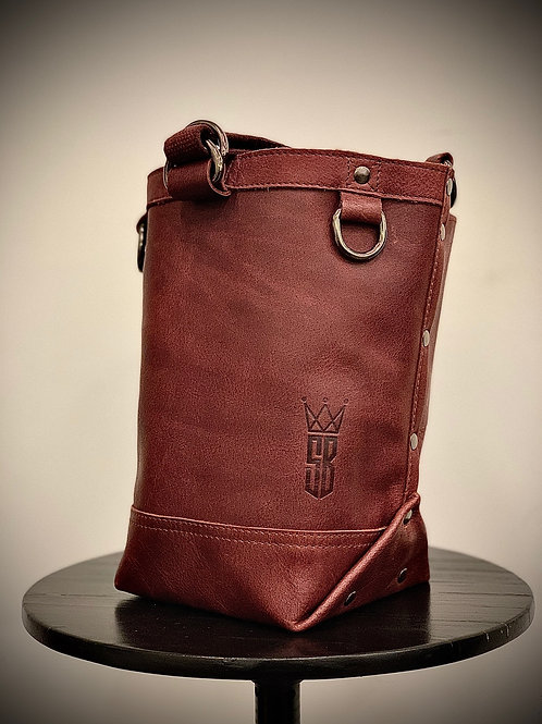 Leather Tool Bag (CLASSY)