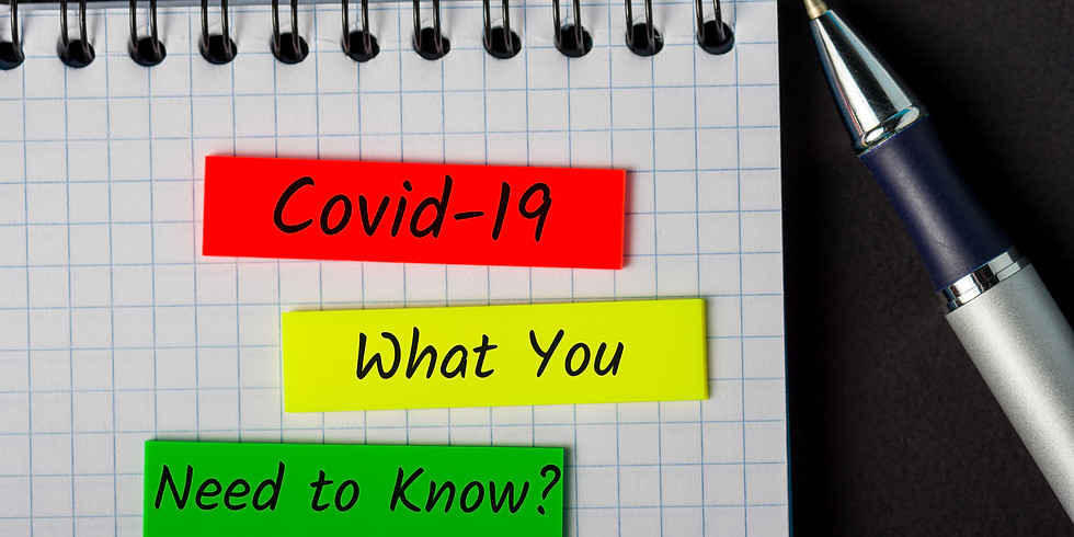 Closing in the Time of COVID-19 - Webinar