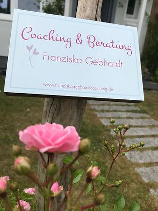 Franziska Gebhardt Coaching & Beratung Y