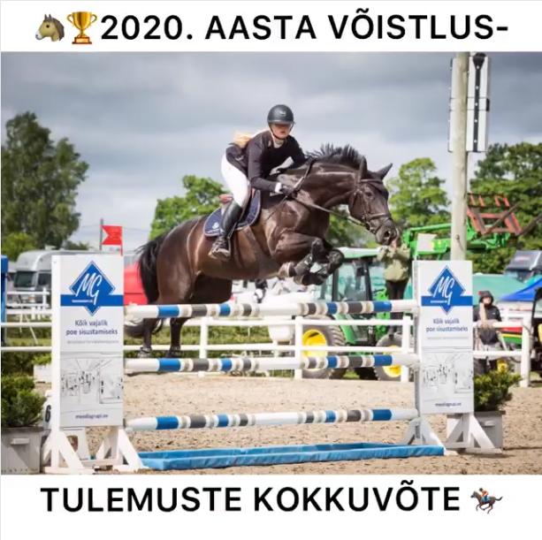2020 VÕISTLUSTULEMUSTE KOKKUVÕTE