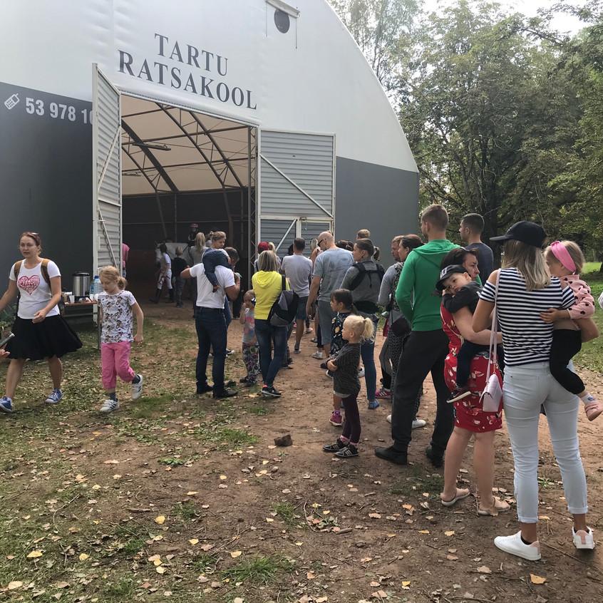Tartu_Ratsakooli_avatud_uste_päev_2