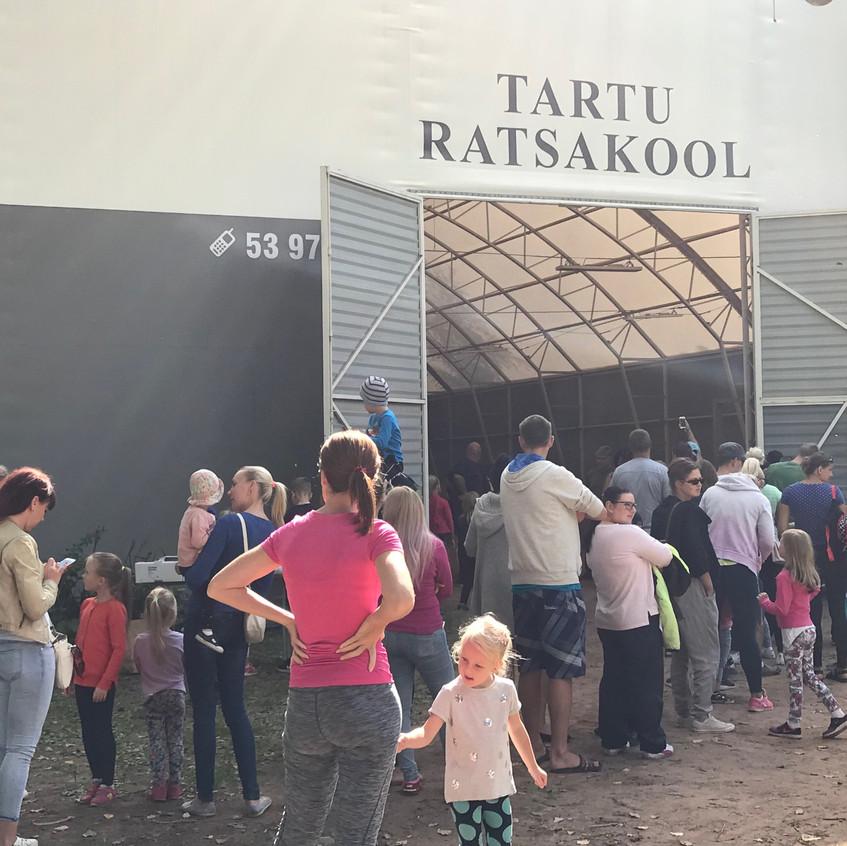 Tartu_Ratsakooli_avatud_uste_päev_7