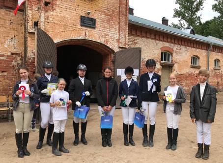 Kokkuvõte Tartu Linna MV Poniratsanike Koolisõidu võistluselt