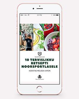 e-raamat tervislikust toitumisest ratsak