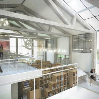Biblioteca Chiguayante
