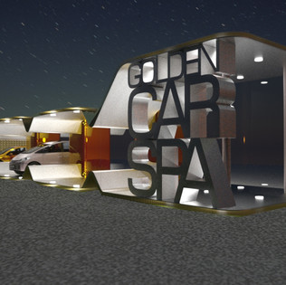 Golden Car Spa