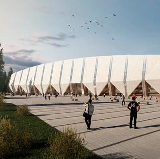 Estadio de Coyhaique