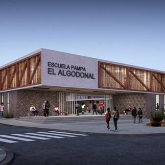 Escuela Pampa Algodonal