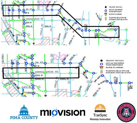 Data nalytics for traffic signal optimiz