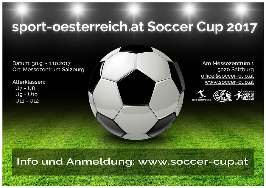 Sport Oesterreich At Soccer Cup Salzburg Soccer Cup Hall