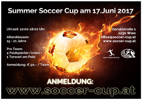 Summer Soccer Cup 2017