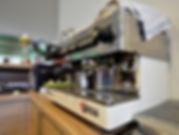 Soccer Cup Hall - Kaffeemaschine