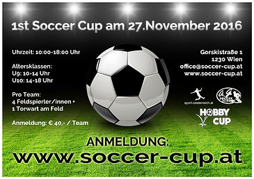 1st Soccer Cup