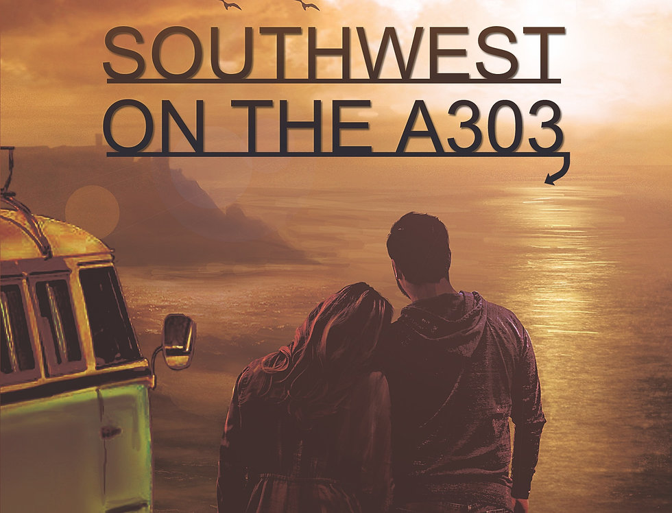 Southwest on the A303 - Ebook
