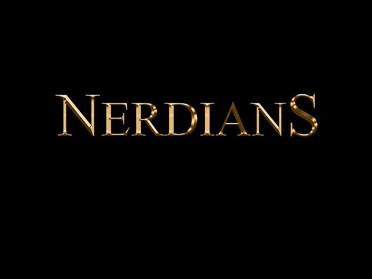 Official Nerdians Poster