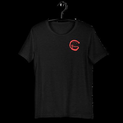 Poetry Cove Radio Short-Sleeve Unisex T-Shirt