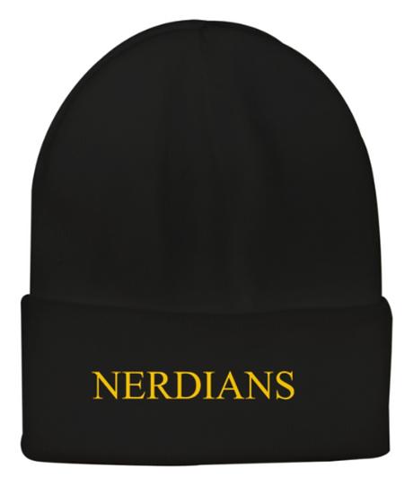 Nerdians Knitted Hat