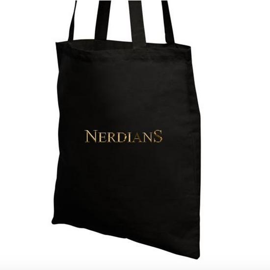 Nerdians Maxi Bag for Life