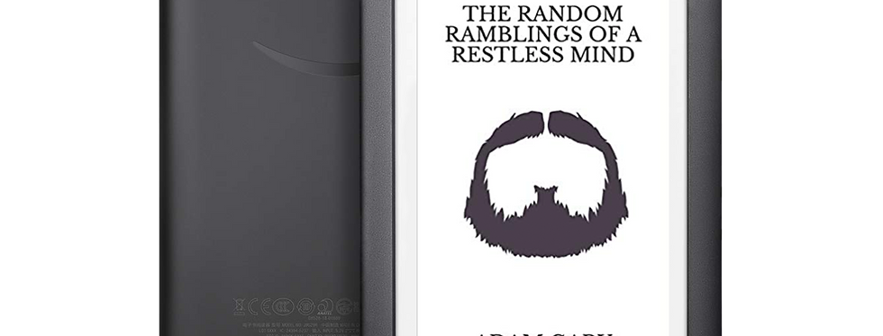 The Random Ramblings of a Restless Mind - Ebook