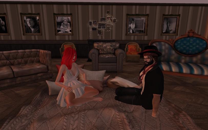 Diablo and Scarlette