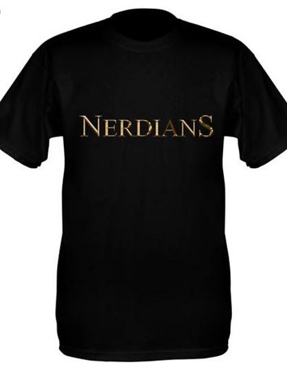 Official Men's Nerdians T-Shirt
